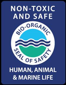 Bio-Organic Catalyst Seal of Safety