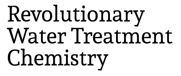Revolutionary Water Treatment Chemistry